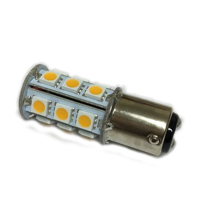 LED BAY15D 10-30V 18 DIODER