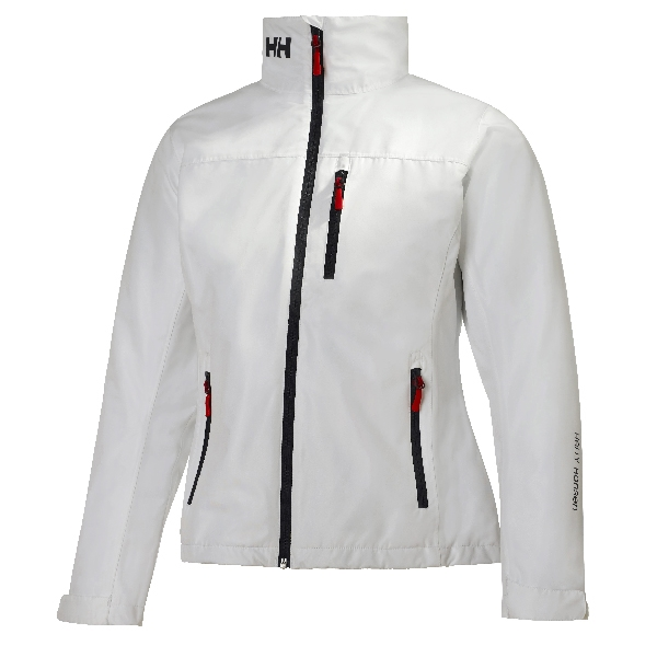 CREW MIDLAYER WHITE JACKET DAM