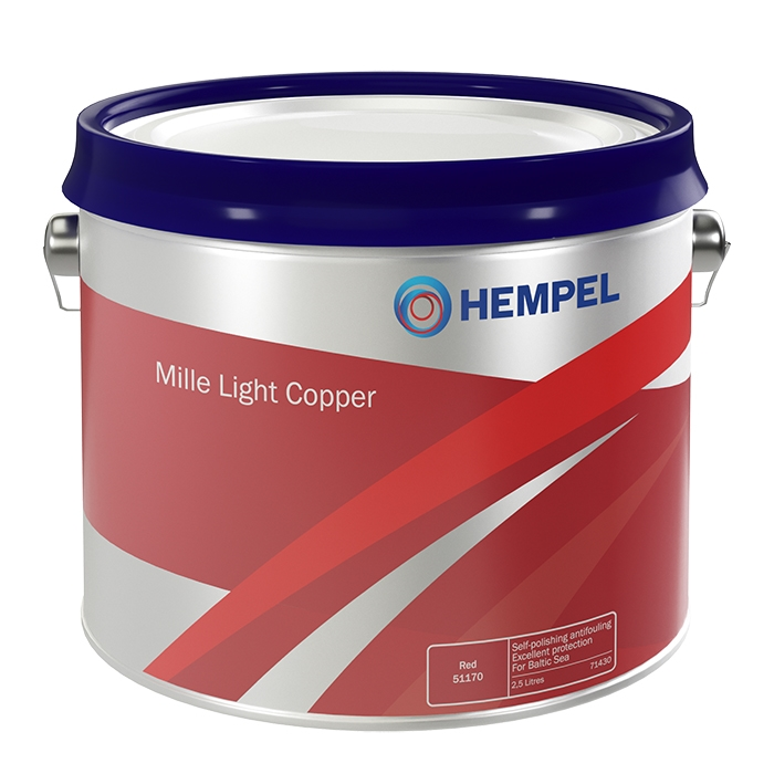 Hempel Mille Light Copper 2,5L