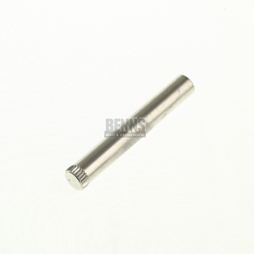 S/S Knurled pin 10x69mm