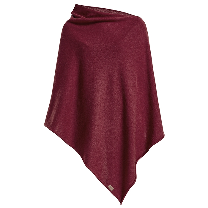 Holebrook Sofie Poncho Ruby