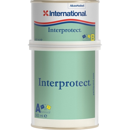 INTERPROTECT GRÅ 0,75 L