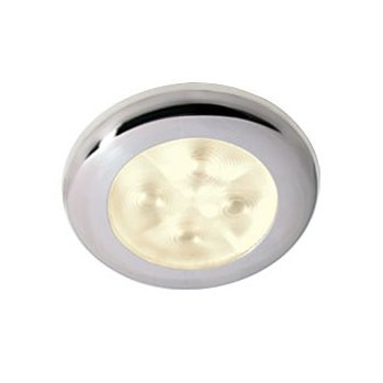 HELLA SPOTLIGHT  LED 72MM RF VARMVIT