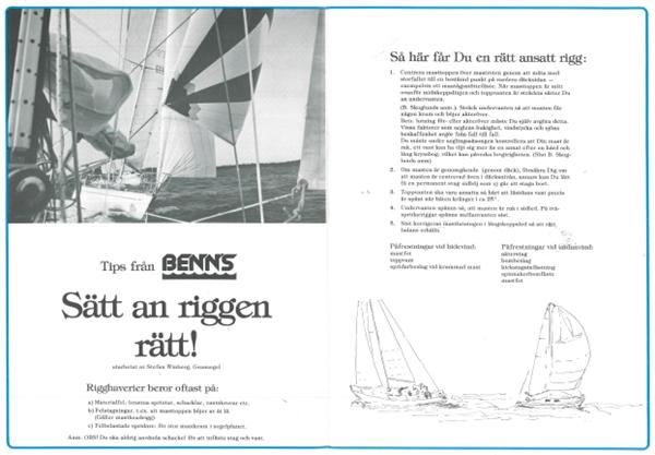 Skor och stövlar för båtliv Benns.se