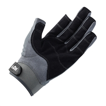 7052_Deckhand Gloves - Long Finger_Grey_2