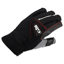 7242__Championship Gloves - Short Finger_Black_1