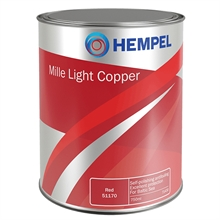 Hempel Mille Light Copper 0,75L
