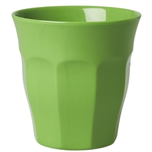 Melamine Cup Apple Green
