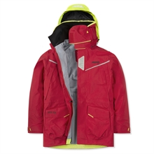 MUSTO MPX OFFSHORE JACKET RED HERR